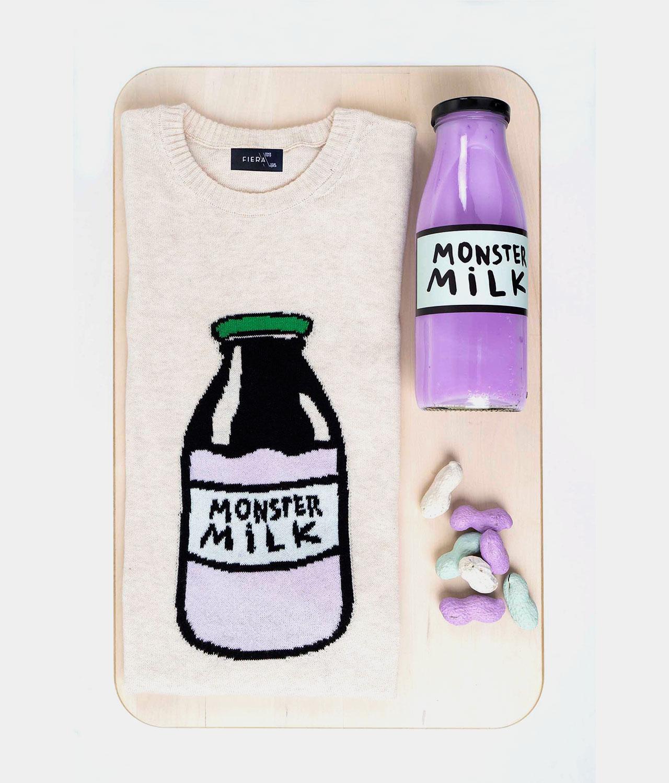 Monster Milk Jumper Adult