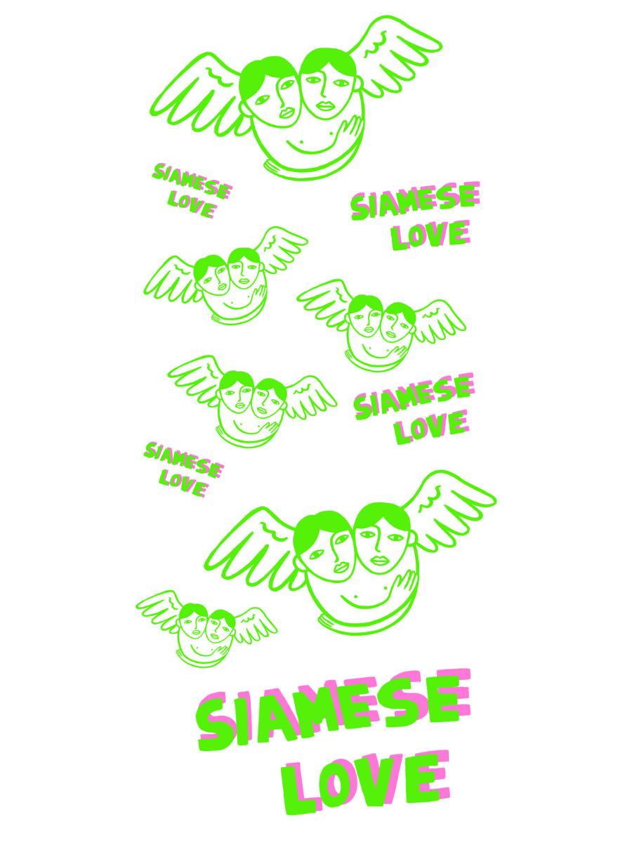 siamese love angels